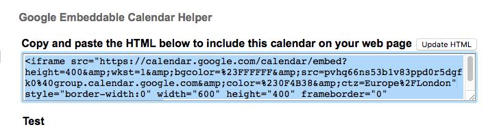 Screnshot copy embed code