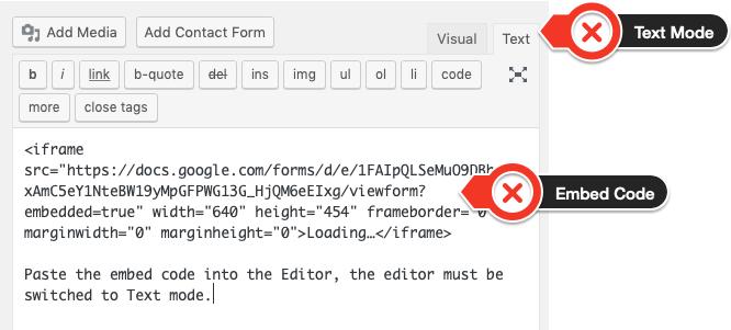 Screenshot Editor Text Mode, embed code