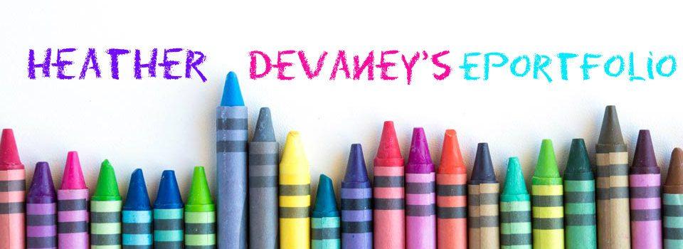 Heather Devaney's ePortfolio
