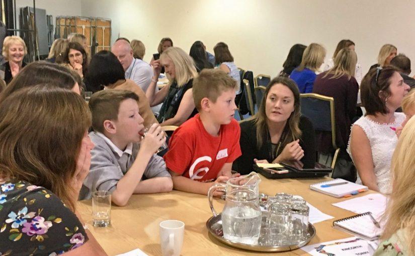 Imagineers meet with Aberdeen Head Teachers