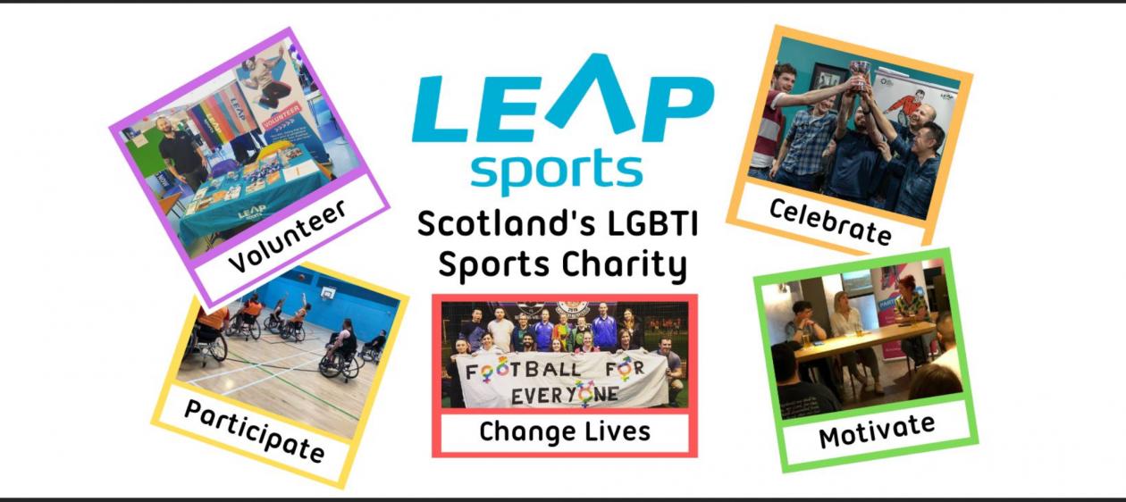 Professional Specialisation- LEAP Sports Scotland