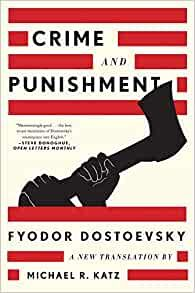Crime and Punishment is one of the greatest and most readable novels ever written. From the beginning we are locked into the frenzied consciousness of Raskolnikov who, against his better instincts, is inexorably drawn to commit a brutal double murder.