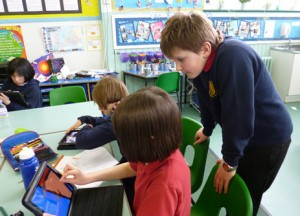 Sciennes PS: The Learner's perspective