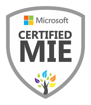 Certified MIE bade