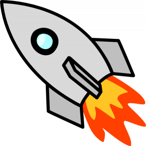 cartoon-rocket