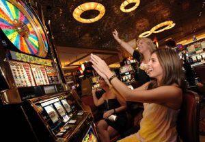 Slot machines are a huge profit maker in Casinos