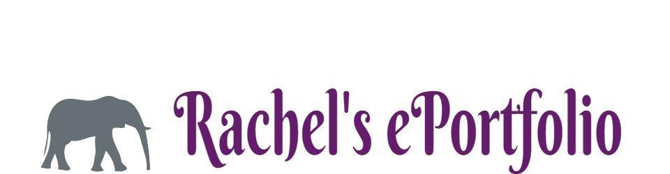 Rachel Smeaton's Eportfolio