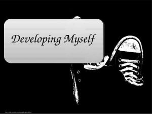developing-myself