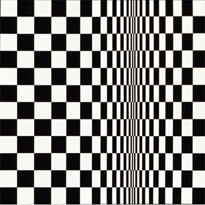 Movement in Squares - http://www.op-art.co.uk/bridget-riley/