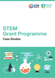 STEM Grant Programme Case Studies Front Cover