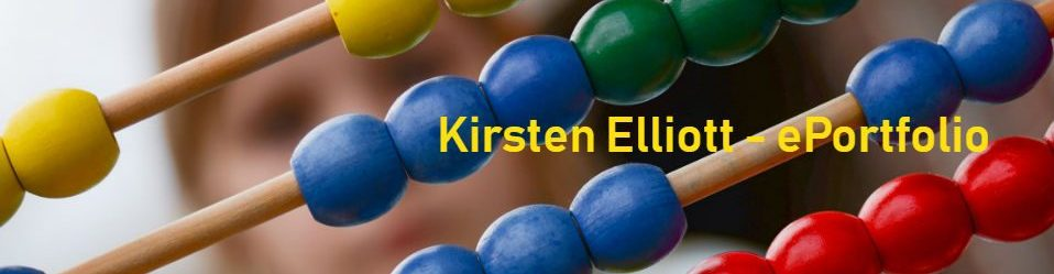 Kirsten Elliott's ePortfolio