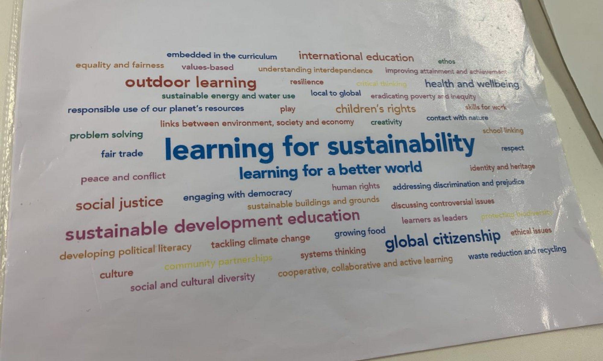 Zara Grantham Sustainable Development 2019