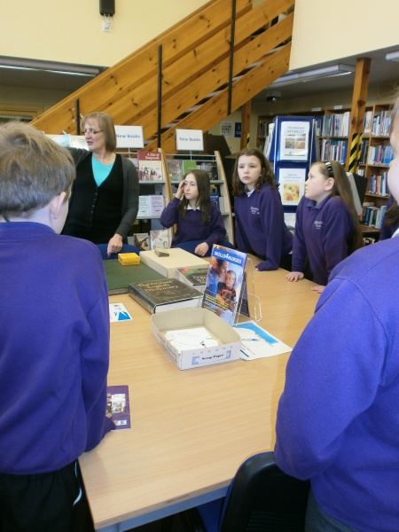 Library and Museum visits