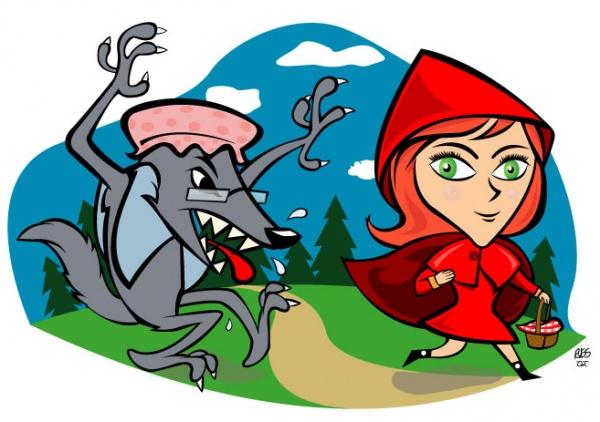 Little Red Riding Hood P67 Class Blog Lochardil Primary