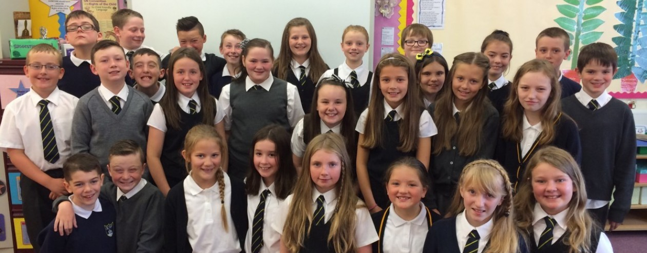 A Day in the Life of a Gourock Primary Pupil
