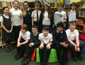 P7 Literacy Group