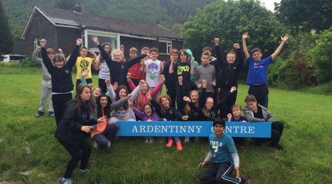 P7 Ardentinny Trip 2015