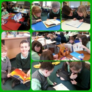 Paired Reading P7 and P1