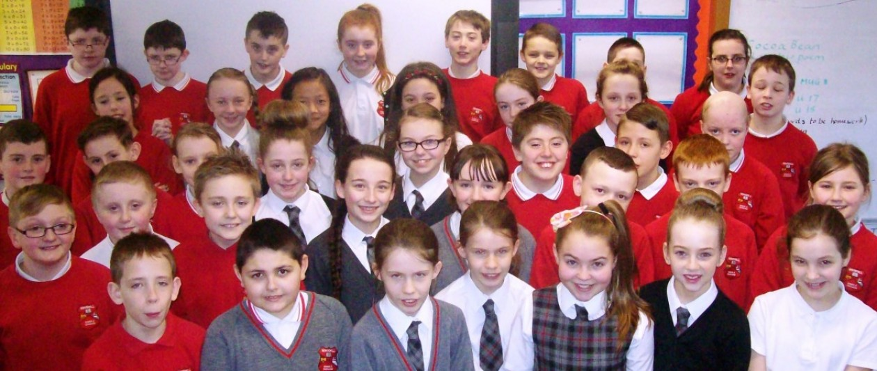 Whinhill Primary 7