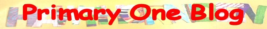 Hawthornden Primary 1 Blog