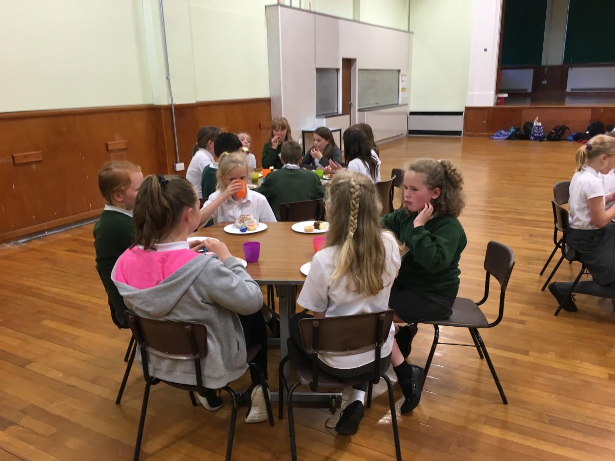 2016 June 29 » Applegrove Primary School