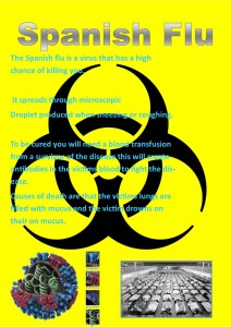 Spanish flu by md and jm