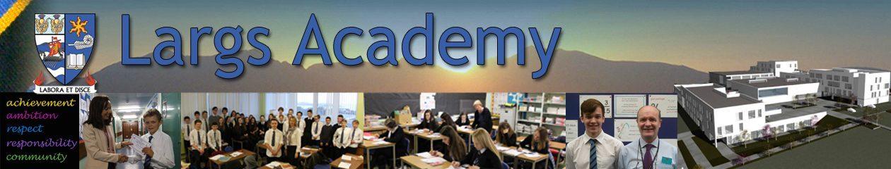 Largs Academy Mathematics & Numeracy