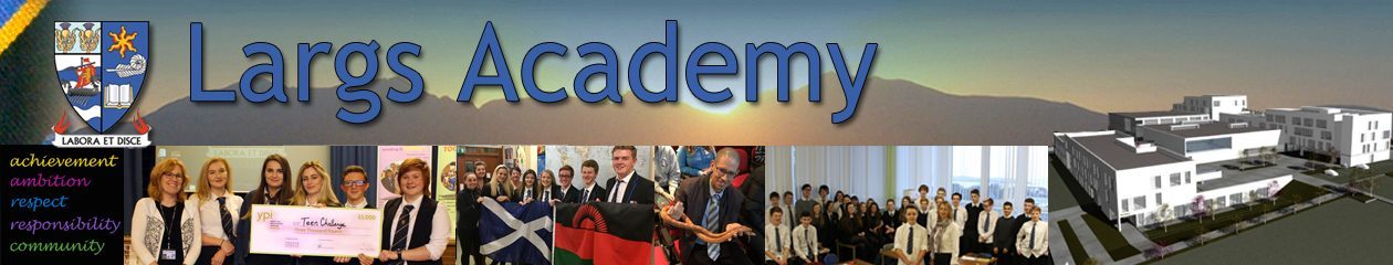 Largs Academy Class Chat