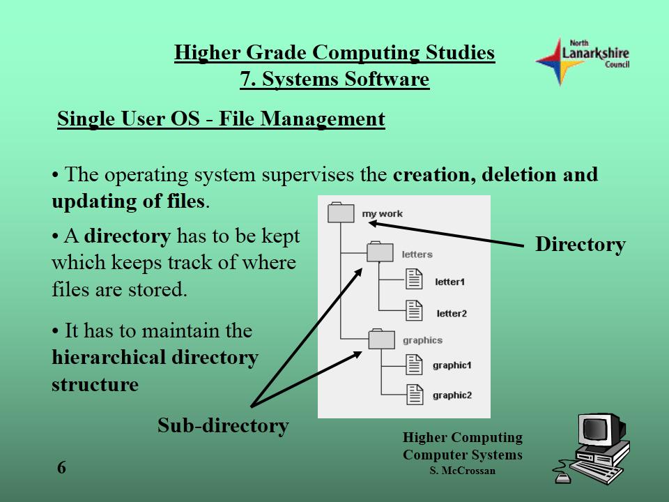 Computer Software (Part 1)   Computing
