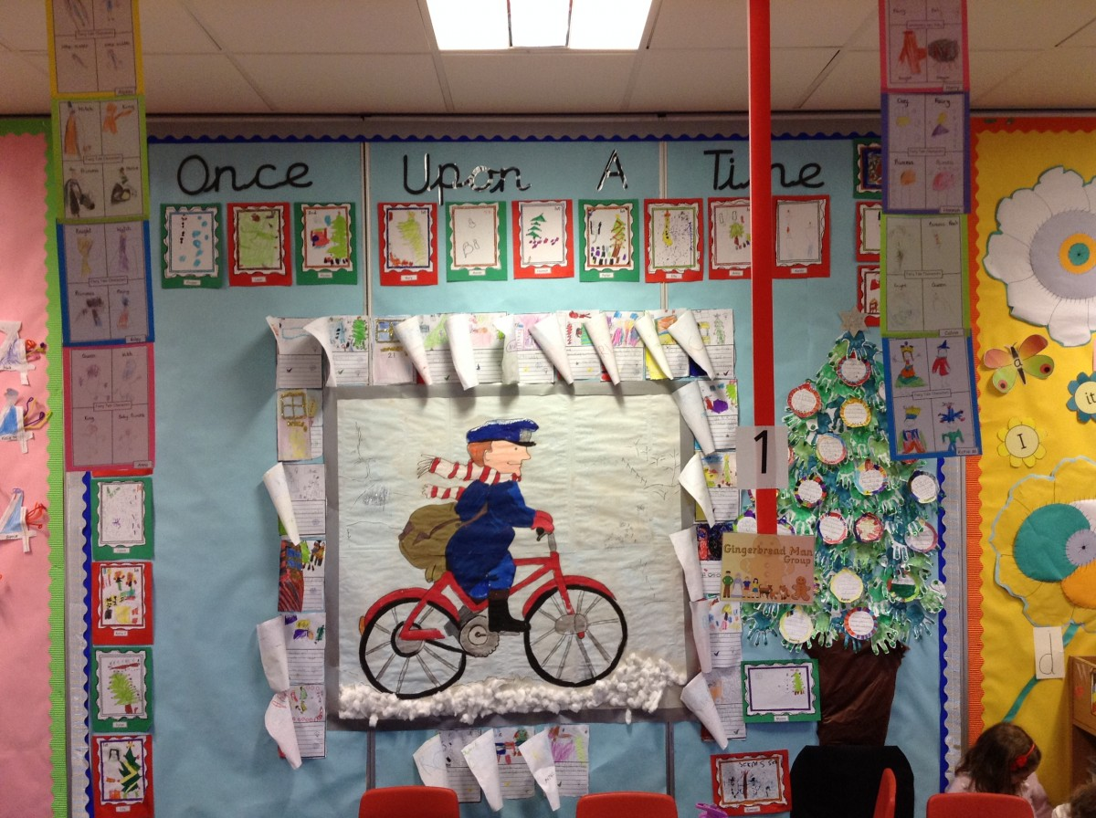 The Jolly Christmas Postman | Cumbernauld Primary School