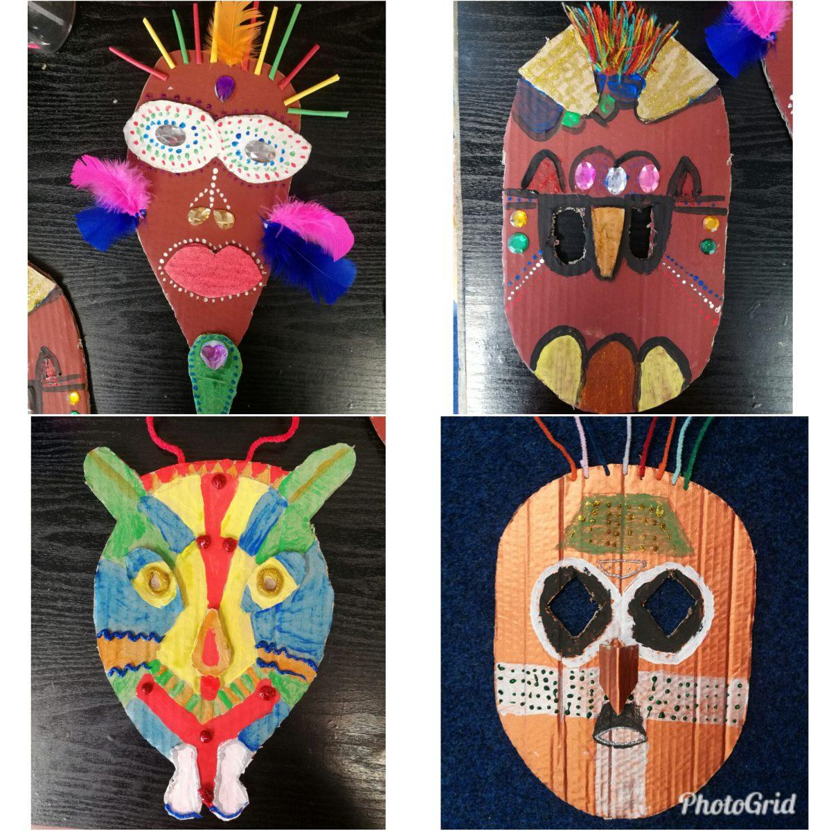 p5 6 african tribal masks glenmanor blog also on twitter