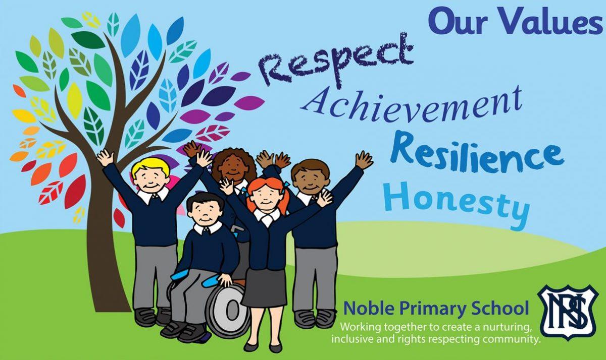 Welcome to Noble Primary School's website