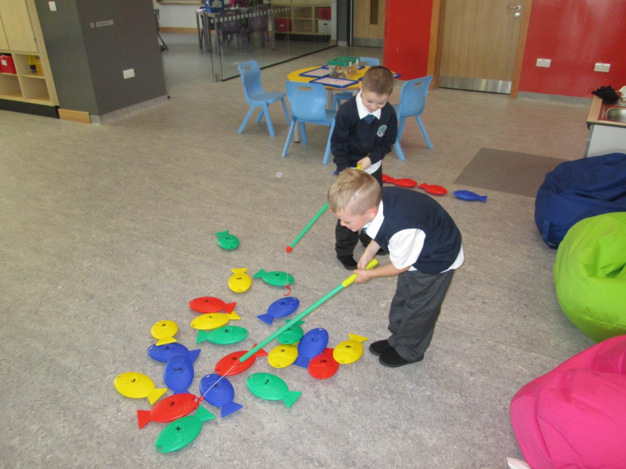 Day 2 is a roaring success!   Orchard Primary & Nursery