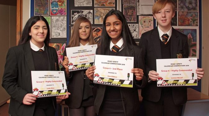 ROAD SAFETY CALENDAR COMPETITION