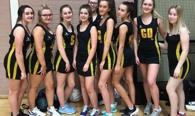 NETBALL SENIOR LANARKSHIRE LEAGUE