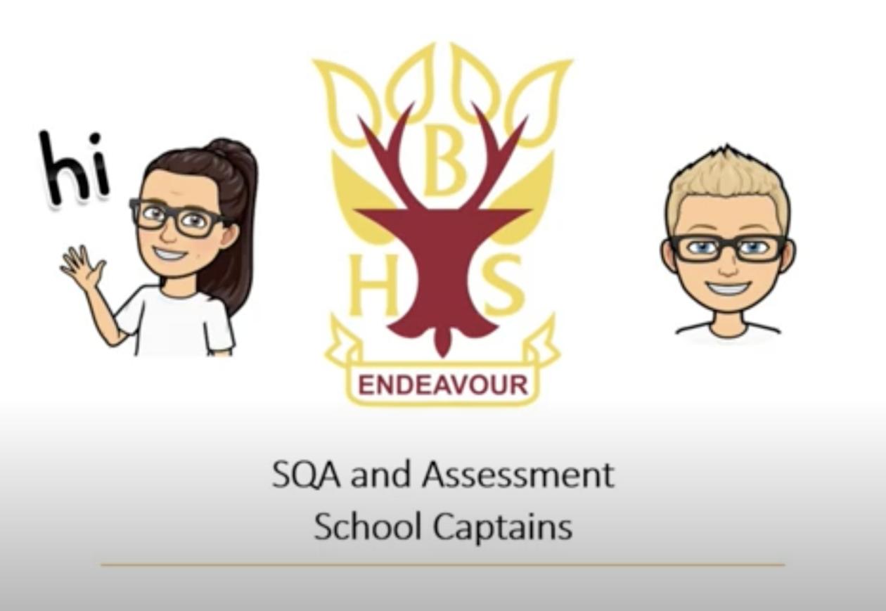 School Captains Update