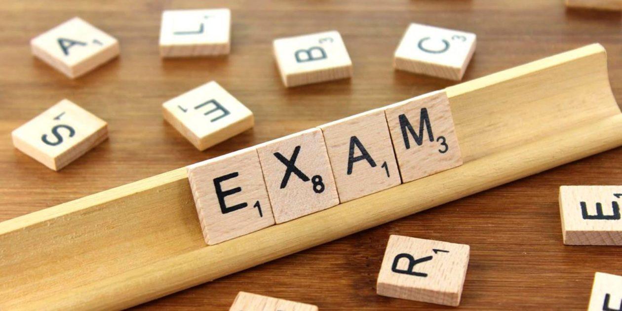 Senior Exam Week Dec 2020