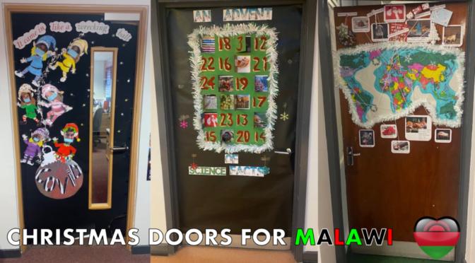 CHRISTMAS DOORS FOR MALAWI