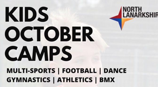 Kids October Camps
