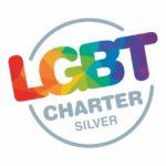 LGBT Charter Silver Logo