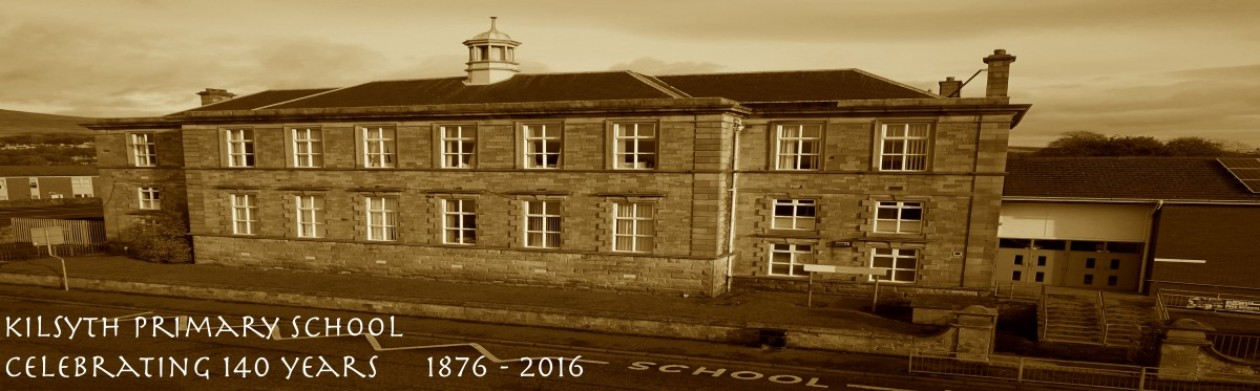 Kilsyth Primary School Blog