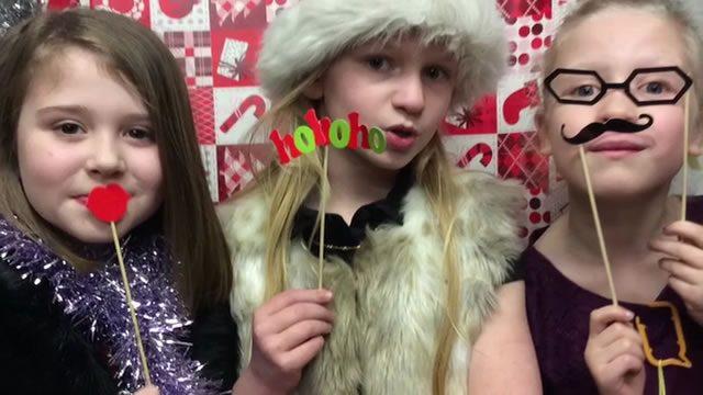Banton Christmas Photo Booth