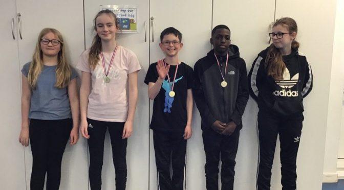 Kilsyth Academy Primary Transition Athletics 2019