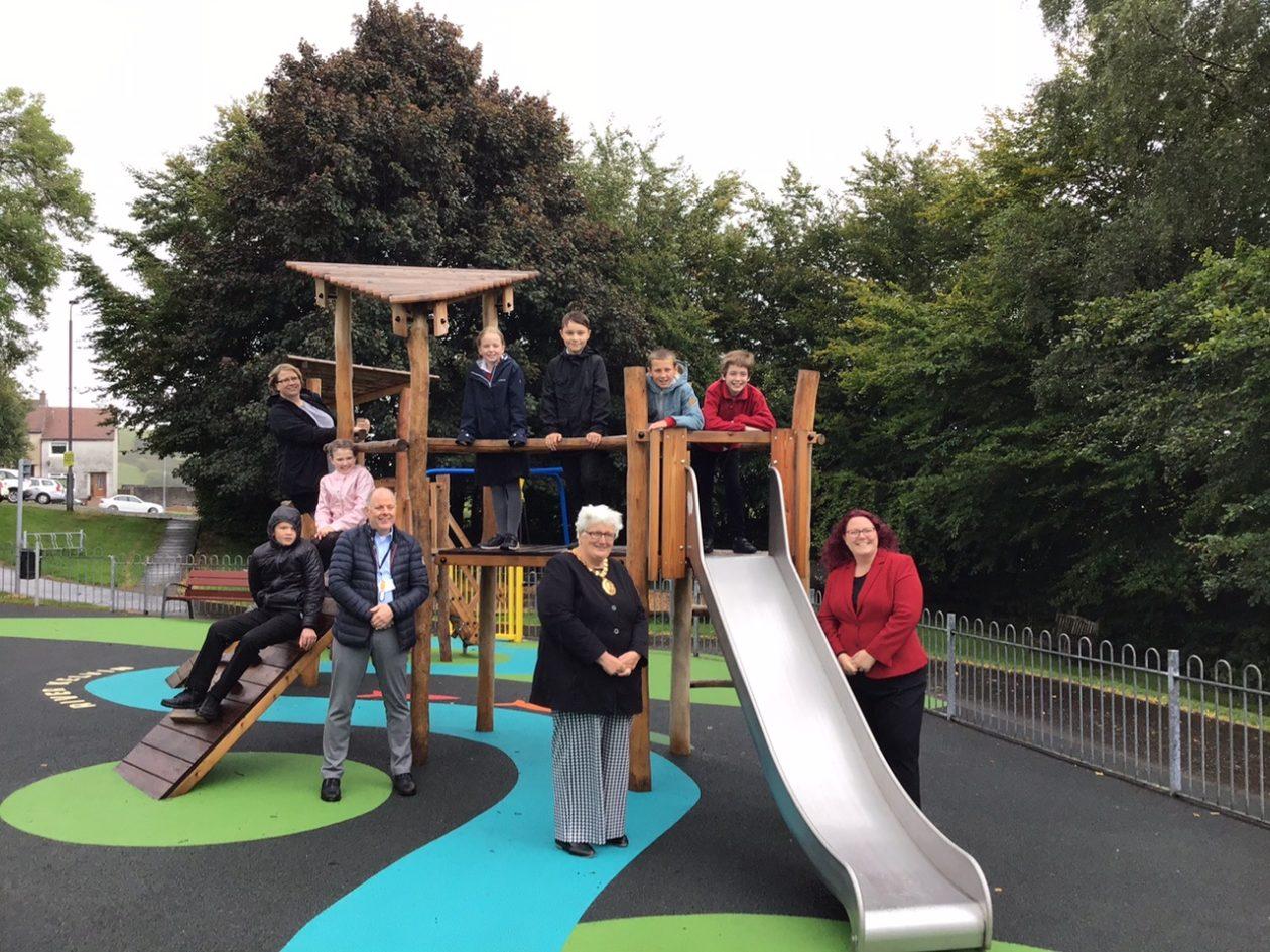 Grand Banton Park Opening!