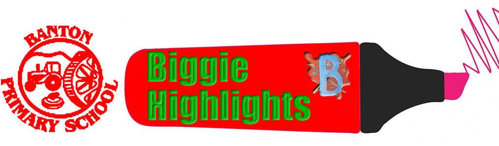 Biggies' Blog Highlights W/E 11 Sep 2020