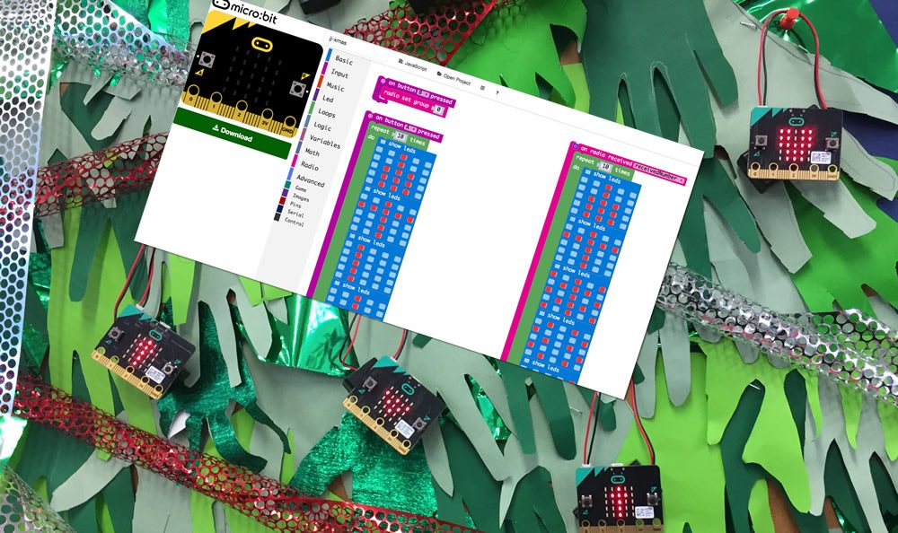 We Wish you a Microbit Christmas