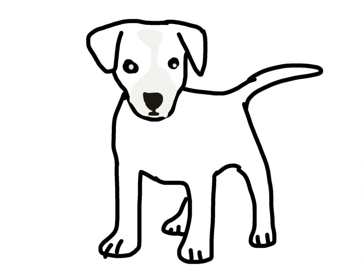 Dog by emma