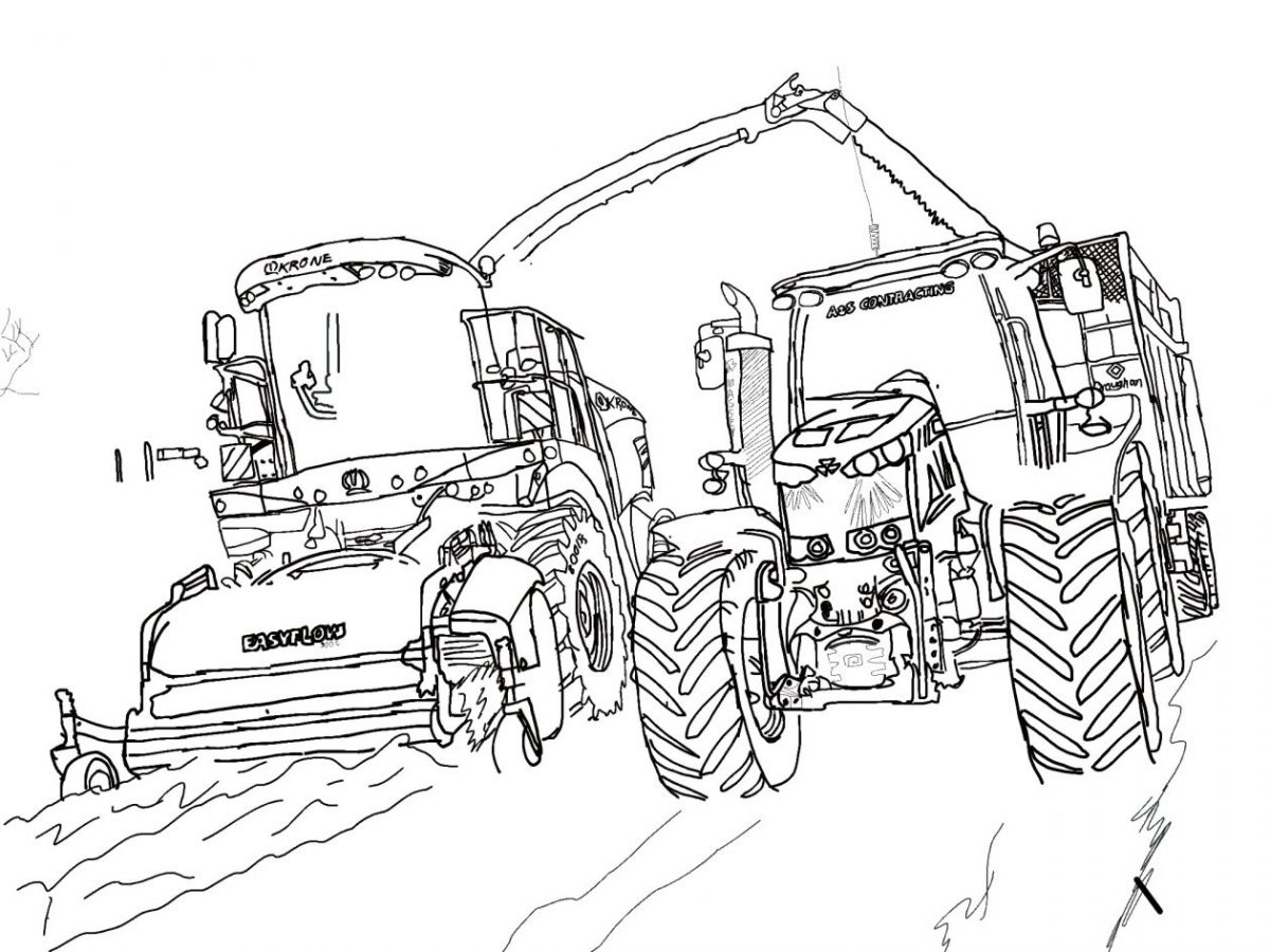 Tractors by Fergie
