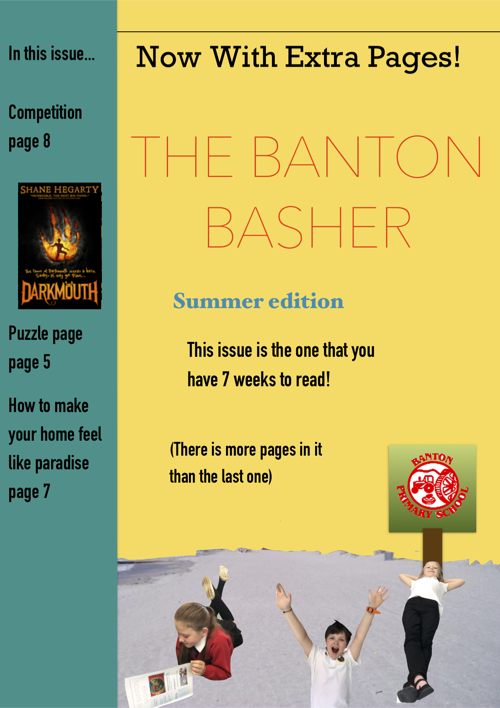🎉The summer edition of the Basher is out today🎉