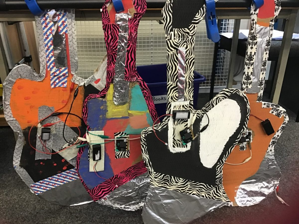 Micro:bit guitars part 2